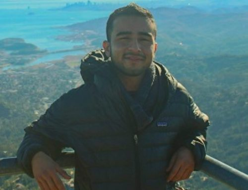 Participant Spotlight: Javier Zamora