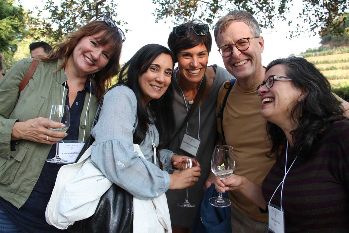 Attend the Conference | Napa Valley Writer's Conference