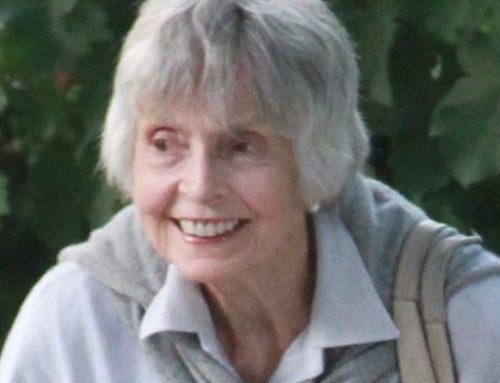 Remembering Edwina Leggett