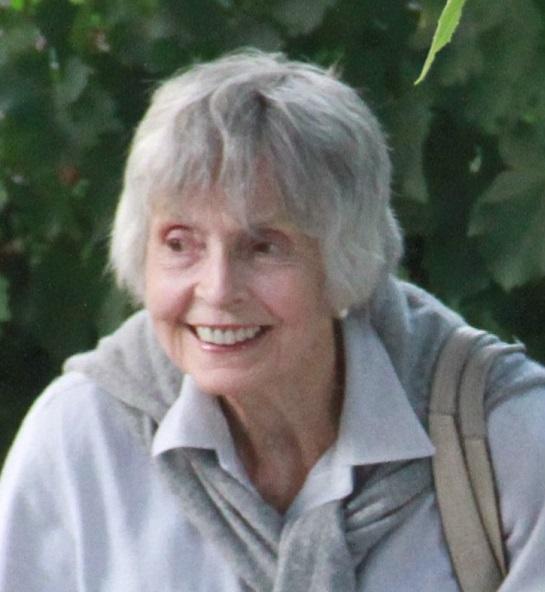 Edwina Leggett