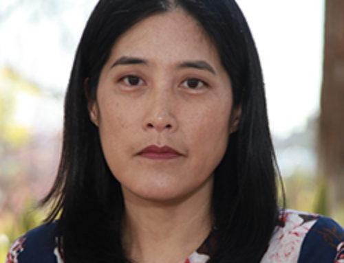 2021 Faculty Spotlight: Victoria Chang
